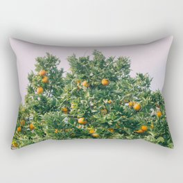 Oranges for Days Rectangular Pillow