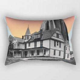 100 Nuns Rectangular Pillow