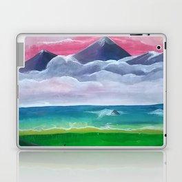 Look Towards the Hills Laptop & iPad Skin