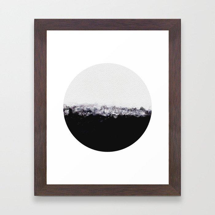 C16 Framed Art Print