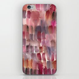 color diary : pinks iPhone Skin