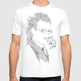 Evil uncle Leon T-shirt