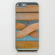 Cross the Wood iPhone 6s Slim Case