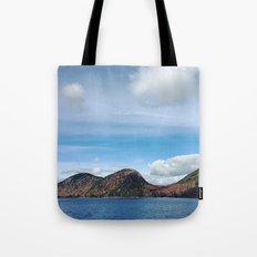 Wild Acadia Tote Bag