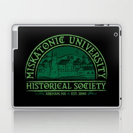 Miskatonic Historical Society Laptop & iPad Skin