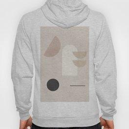 Abstract Minimal Shapes 24 Hoody