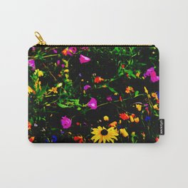 PsychoActive Flowers Carry-All Pouch