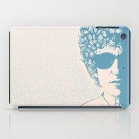 dylan iPad Cases featuring Dylan by Jeroen van de Ruit