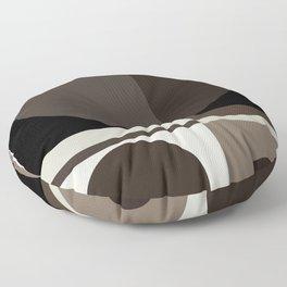 Circular Elegance Floor Pillow