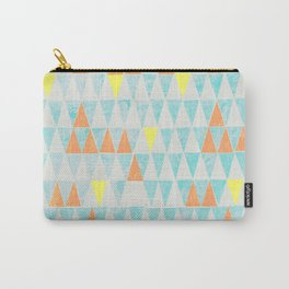 Triangle Patterns Carry-All Pouch