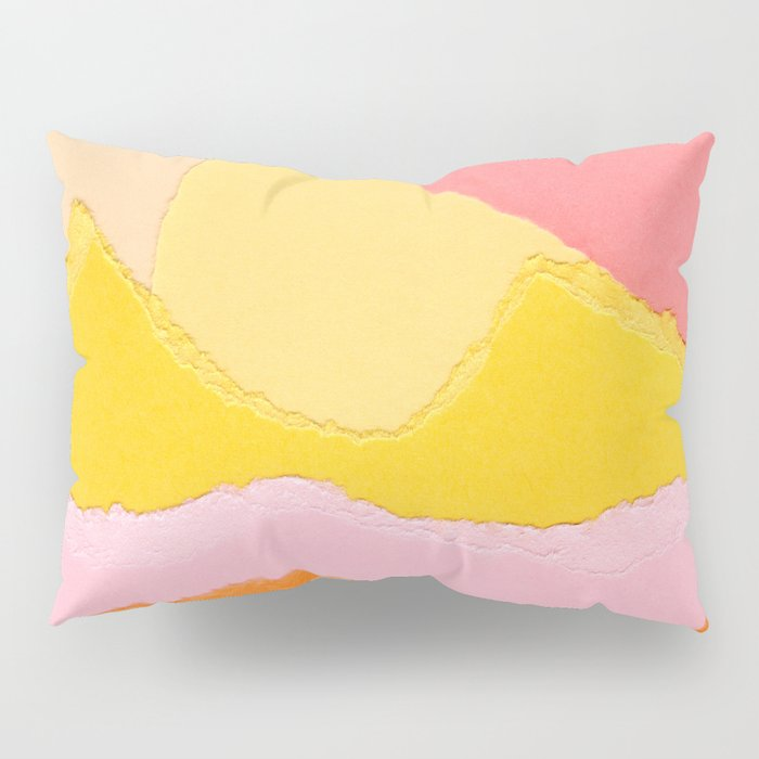 Colores VI Pillow Sham