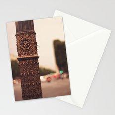 Paris details Stationery Cards