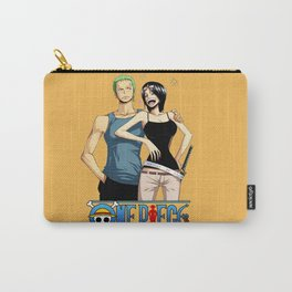 Roronoa zoro and Girlfriend - OnePiece Carry-All Pouch