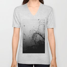 Into The Darkness 3 Unisex V-Neck