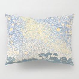 Landscape with Stars by Henri-Edmond Cross 1905–1908, French Pillow Sham