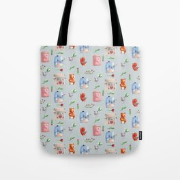 Unusual couples Tote Bag
