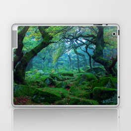 Forest #woods Laptop & iPad Skin