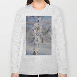 Snow crystal Long Sleeve T-shirt