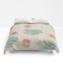 Mushroom 2 Comforters