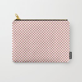 Coral Reef Polka Dots Carry-All Pouch