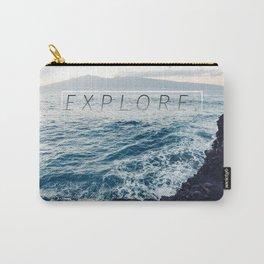 Ocean Escape Carry-All Pouch