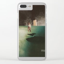 Wandering Online for 160 Years Clear iPhone Case