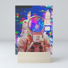 Overstimulation Mini Art Print