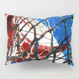 Modern basketball art 6 Pillow Sham