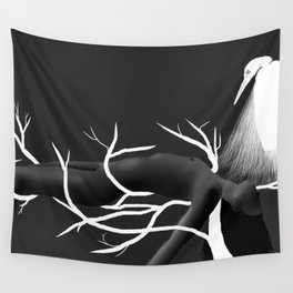 Flight Initiation Distance Wall Tapestry