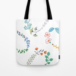 HeartilyEverAfter Pillow Cover (His) Tote Bag