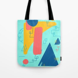 Big Wave Beachwear Supply Co Tote Bag