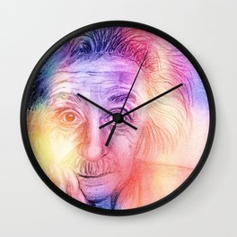 Speed of Thinking Wall Clock