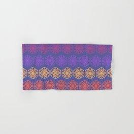 Vintage Kaleidoscope Hand & Bath Towel