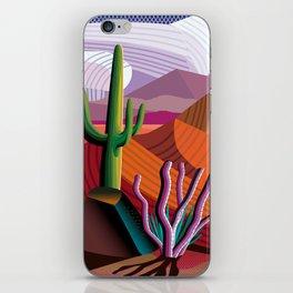 Black Canyon Desert iPhone Skin