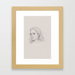 Lydia Framed Art Print