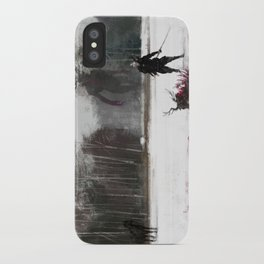 another day at work... Leshy iPhone Case