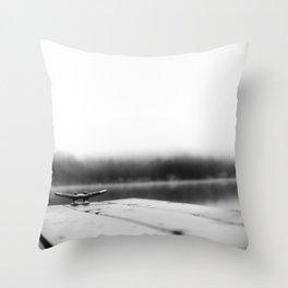 Mason Lake: Cleat Throw Pillow