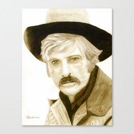 Sundance Kid Canvas Print