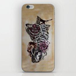Beastly Garden of Bones iPhone Skin