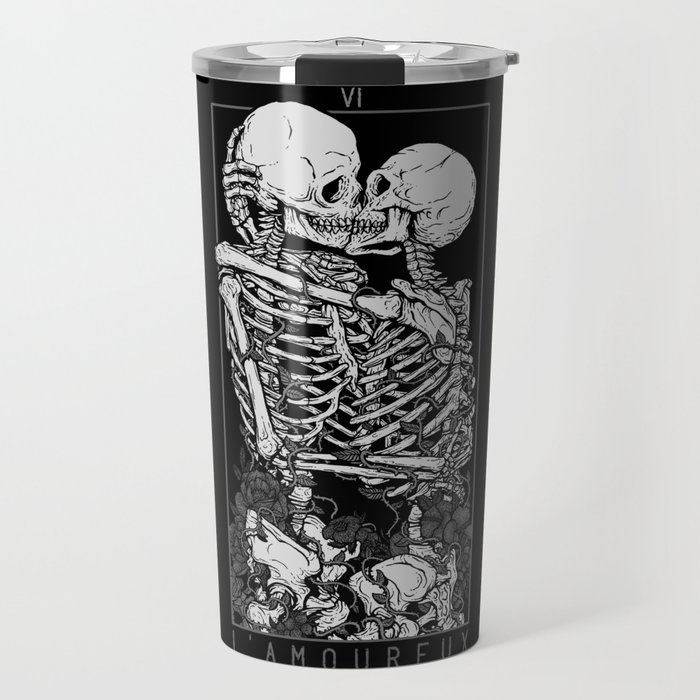 The Lovers Travel Mug