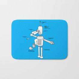 Bender Bath Mat