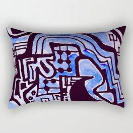 #tbt Rectangular Pillow