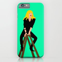 Cool Rider Stephanie iPhone Case