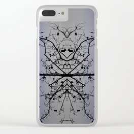 ABSTRACT NATURE 3 Clear iPhone Case