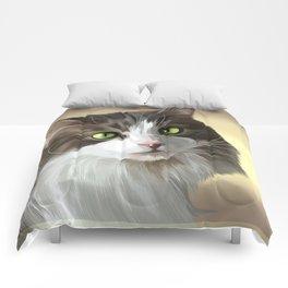 Bentley The Cat Comforters