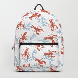 Lobster Toss Backpack