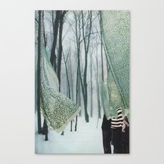 Sheets Canvas Print