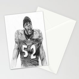 Ray Lewis Stationery Cards