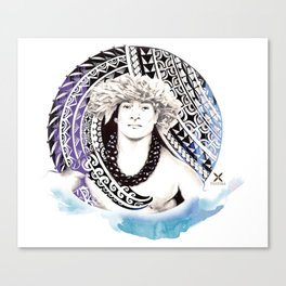 Kane Hawaii Canvas Print