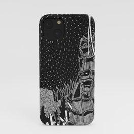 Botanical Doodle 2/3 iPhone Case